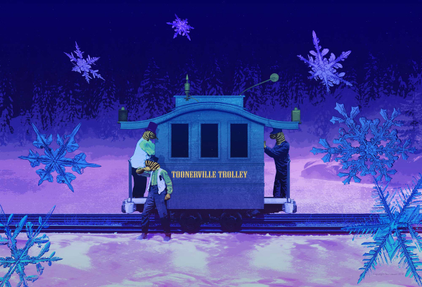 """The Toonerville Trolley"""